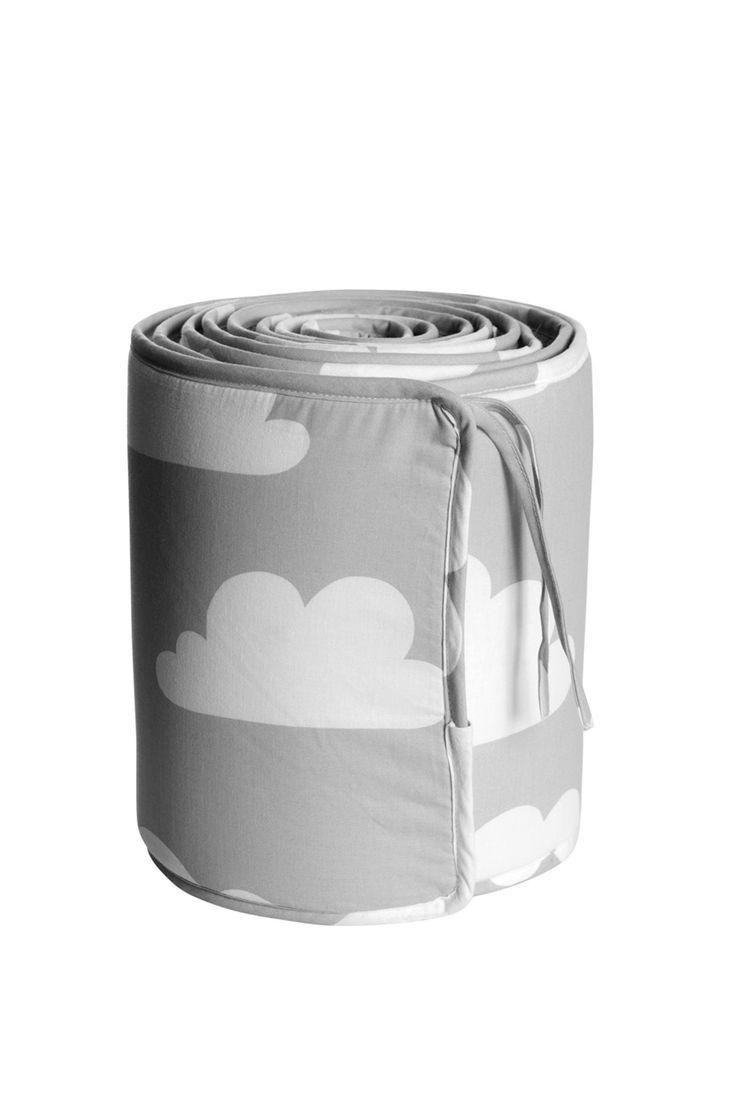 Farg form baby changing table mat grey clouds - Kj P F Rg Form Sengekant Seng Gr Barnerommet Sengetilbeh R Jollyroom Pink Cloudsbaby