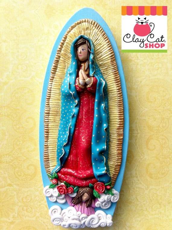 183 best images about virgencita plis on pinterest for Our lady of guadalupe arts and crafts