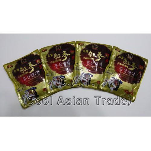 Korean Red Ginseng Candy Essence As The Main Material Total 800g Free Shipping #KoreanGinseng