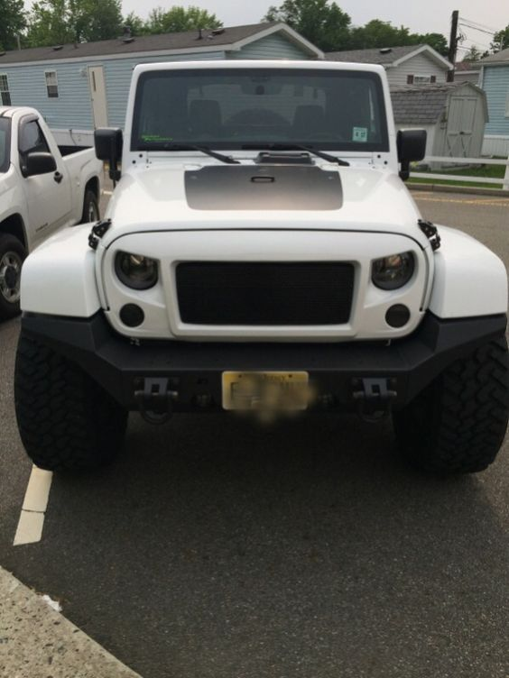 Image Result For Deep Cherry Red Jeep Jk Grill Inserts