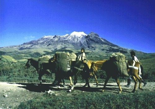 DEPARTAMENTO DE NARIÑO, COLOMBIA. VOLCAN CUMBAL - Fotos cerca de Bicundo, provincia de Narino Volcán el Cumbal, Autor: John Ocampo