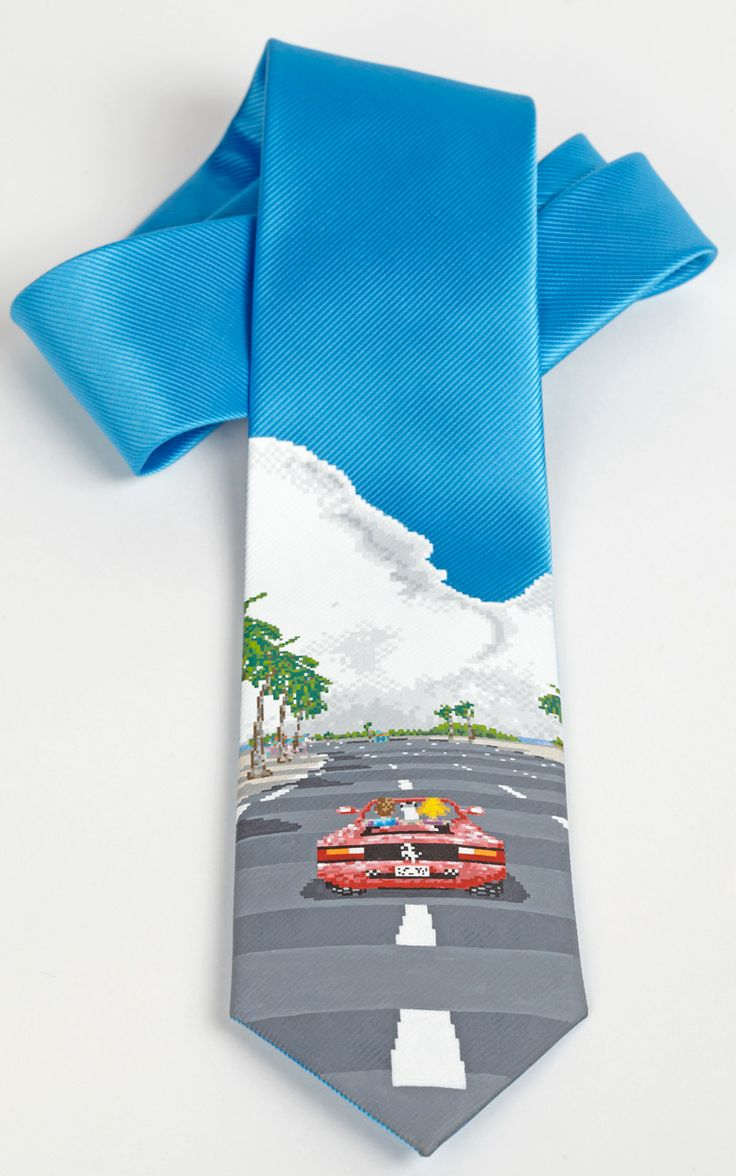 Out Run tie