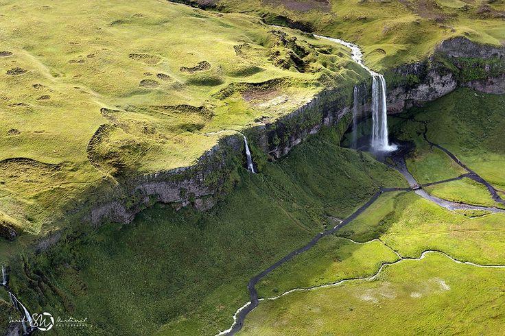 Photo Seljalandsfoss by Sarah Martinet on 500px