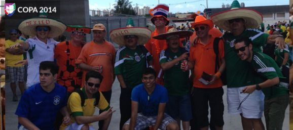 Previa México vs Holanda minuto a minuto