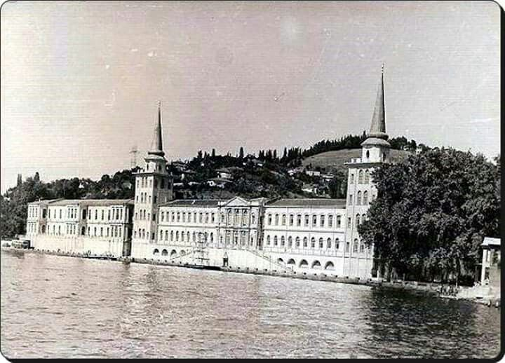 Çengelköy / Kuleli Askeri Lisesi - 1968