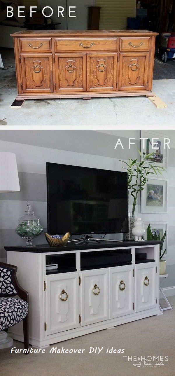 New Simple DIY Furniture Makeover and Transformati…