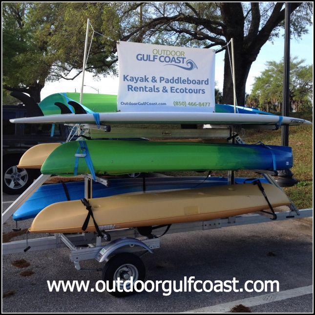 Go Explore our coastal waterways!