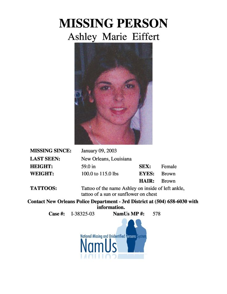 29 best Washington Missing \ Unidentified Persons images on - missing person template