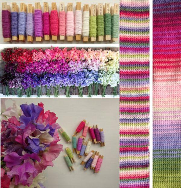 Sweet Pea Blanket Cal Q A Attic 24 Crochet Granny Square Blanket Crochet For Beginners Blanket