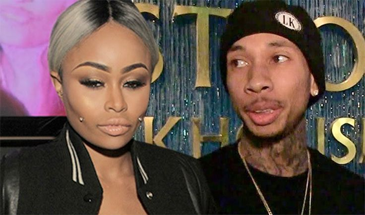 July 8 2017: just got some CRAZY new news  Chyna and Tyga are reportedly getting back together. And theres evidence that suggests a Chyna-Tyga reunion may be true. You see yesterday Tyga showed off his new LINE OF WATER that he owns. And guess who is the waters STAR MODEL  Chyna. According to an insider Chyna and Tyga still love and care for each other  and are getting back together. Man we hope them two werent just messing with them Kardashians as a SCAM.