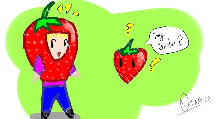 Frutilla comic