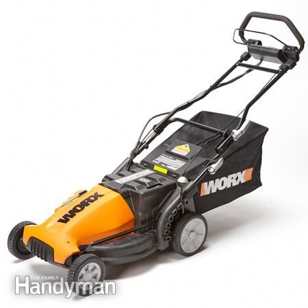 Best Cordless Lawn Mower | The Family Handyman