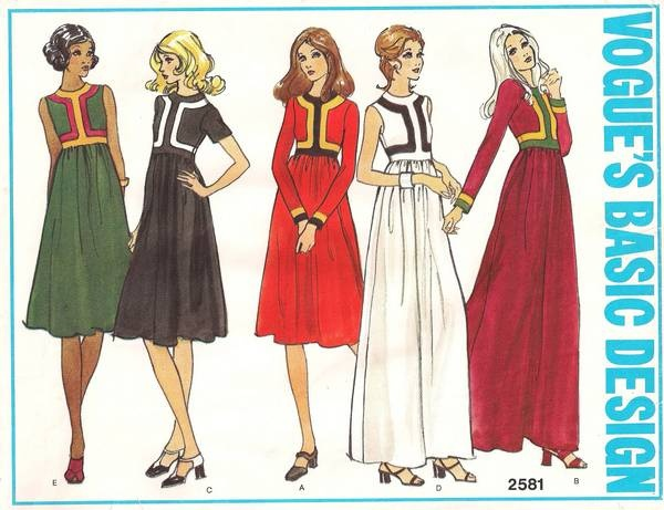 Vogue's Basic Design