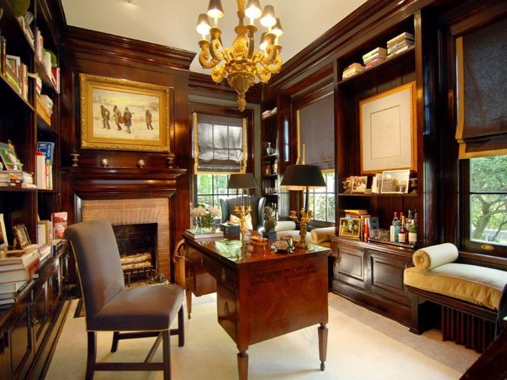 Home Office Decorating and Design Ideas with Pictures | HGTV