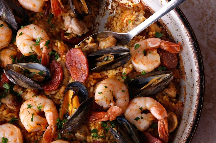 This paella recipe has all the goodness (and crunch!) of the Spanish rice dish without having to shell out for the fancy pan.