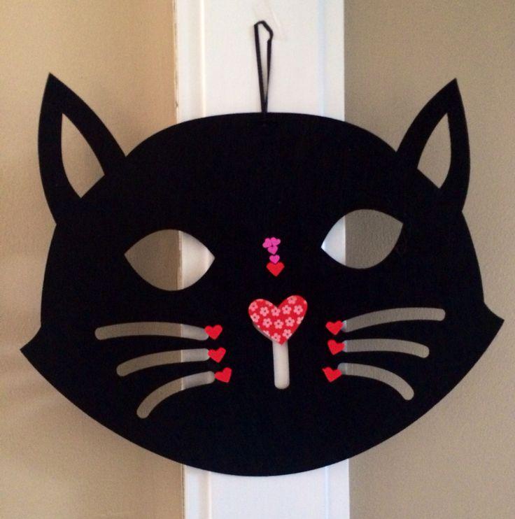 Cat party decoration.