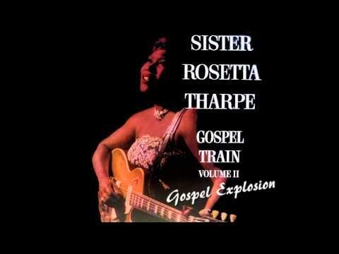 Sister Rosetta Tharpe - Take My Hand Precious Lord (1960) - YouTube