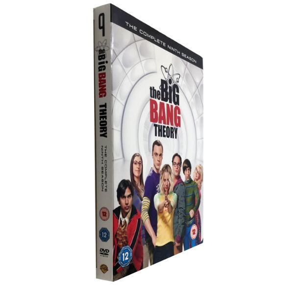 The Big Bang Theory: Season 9-UK Region