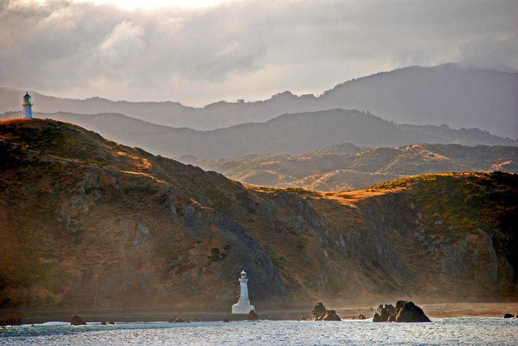 File:Pencarrow Head, Wellington, New Zealand from Santa Regina, 24 Feb. 2007.jpg