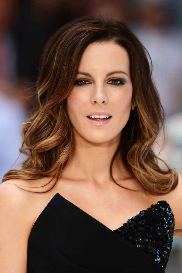 Recollect more kate beckinsale hair color the