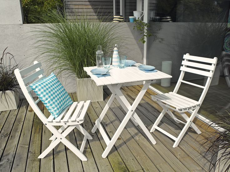 87 best balkon terrasse images on pinterest backyard. Black Bedroom Furniture Sets. Home Design Ideas