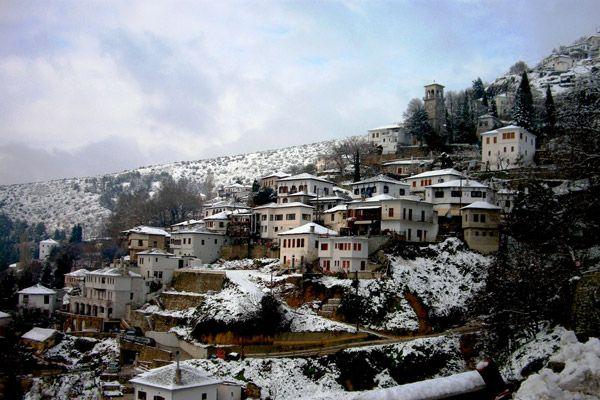 Mountaineer Greece