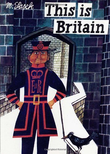 This is Britain by Miroslav Sasek