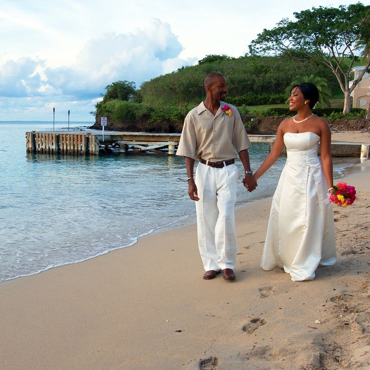 You could have #wedding photos like this! Plan a #DestinationWeddding on #StCroix to add a one-of-a-kind backdrop to your special day. Click the pin for more information.    #island #carribean #USVInice #NoPassportRequired