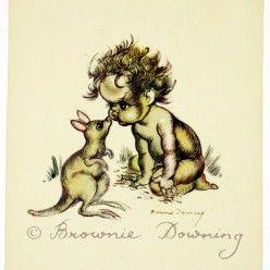 Brownie Downing