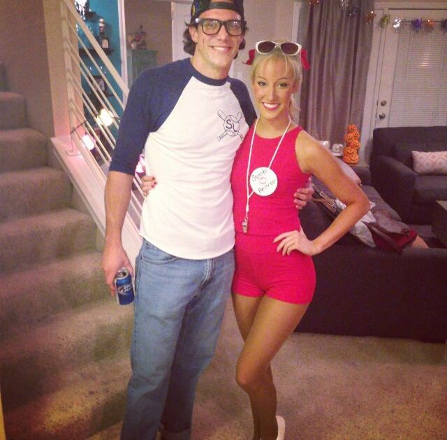 Squints And Wendy From The Sandlot Halloween Costume
