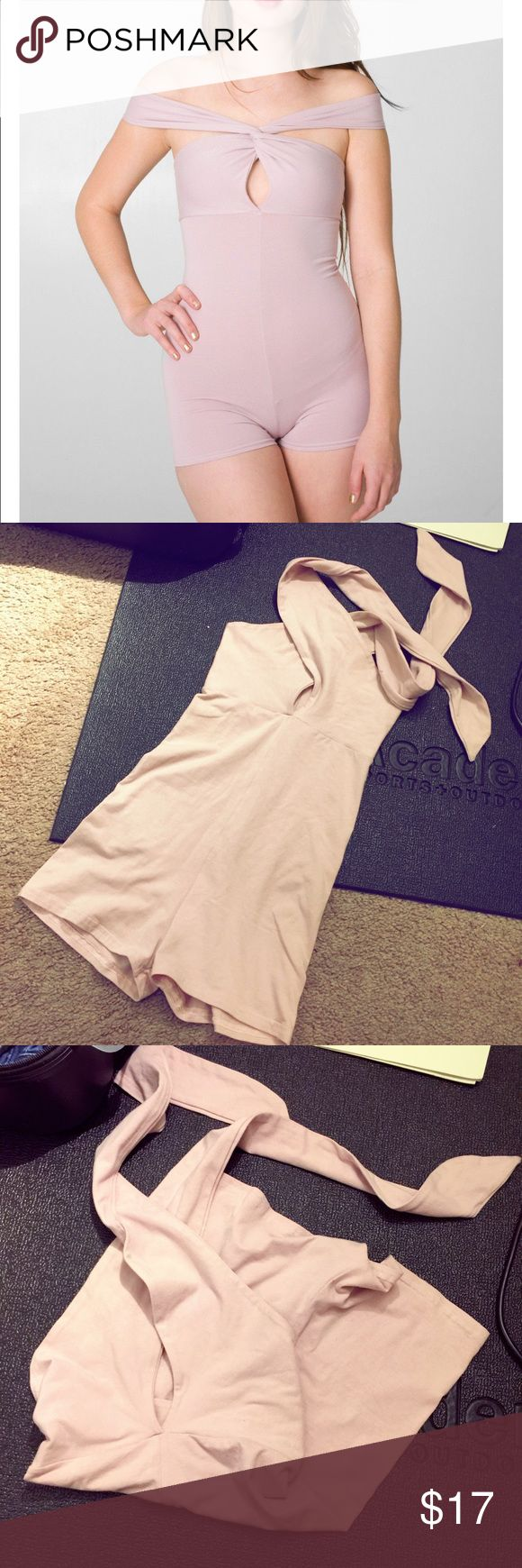 American Apparel bodysuit Size: XS, but fits like S. Brand new. American Apparel Dresses Mini