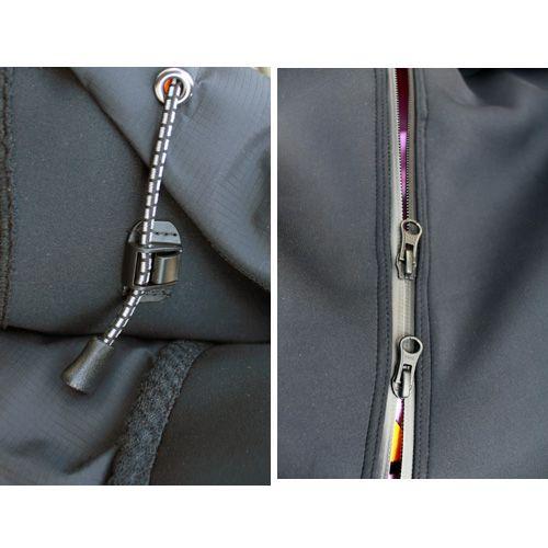 is-ness asymmetrical jacket 4