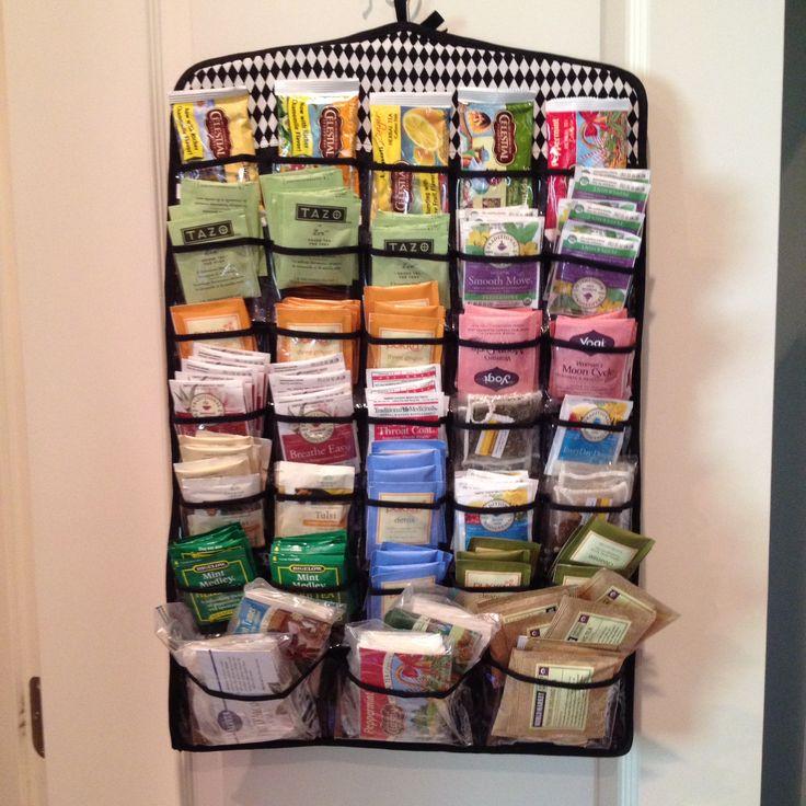 Best 25 Tea Bag Storage Ideas On Pinterest Biscotti