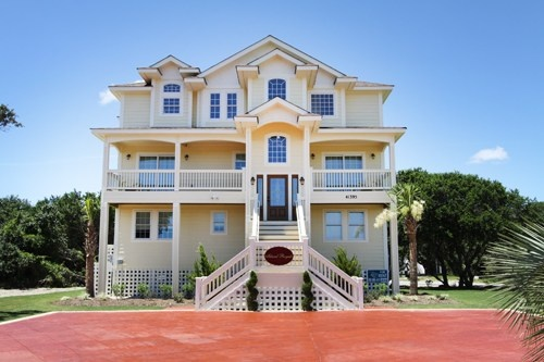 Outer Banks Vacation Rentals | Avon Vacation Rentals | Island Royale #899 |  (6 Bedroom Soundside House) www.2obr.com/899
