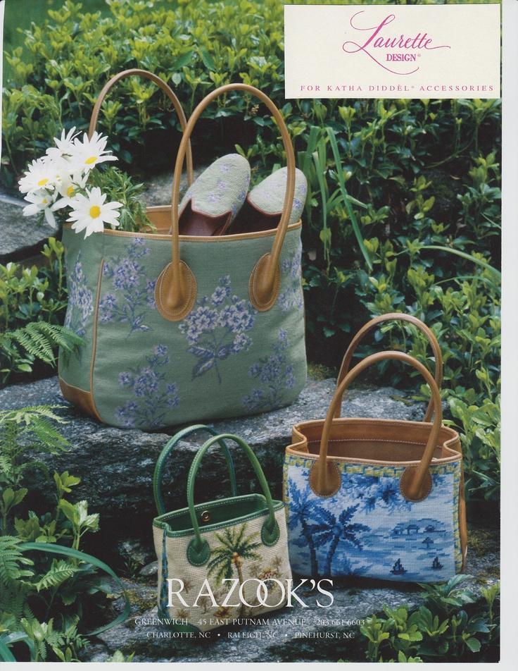 A Laurette Design for Katha Diddel in Razook's catalog