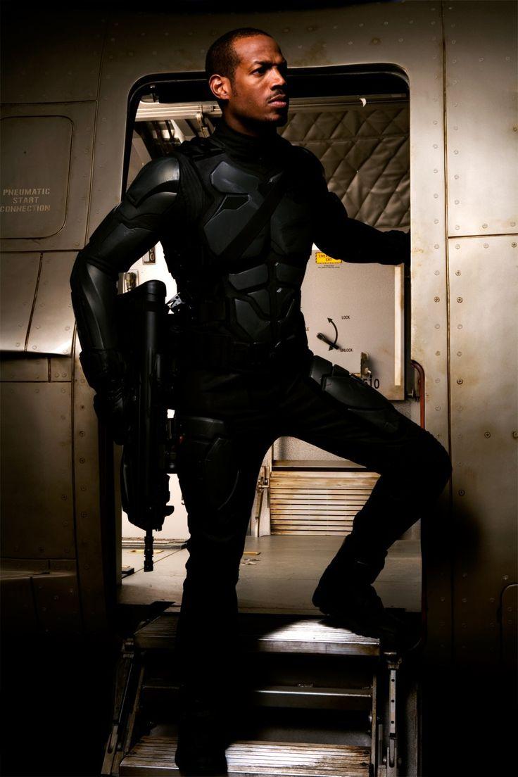 Marlon Wayans en G.I. Joe: The Rise of Cobra