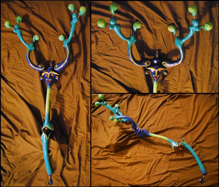 Vanille's Heavenly Axis (from Final Fantasy XIII) from Joy Sutton's Item Shop.