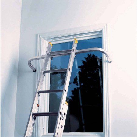 Louisville Ladder Stabilizer for Extension Ladders, Multicolor