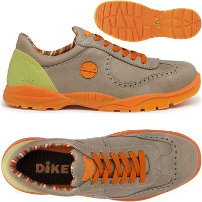 Zapato seguridad DIKE JUMPER JET S3 Arcilla