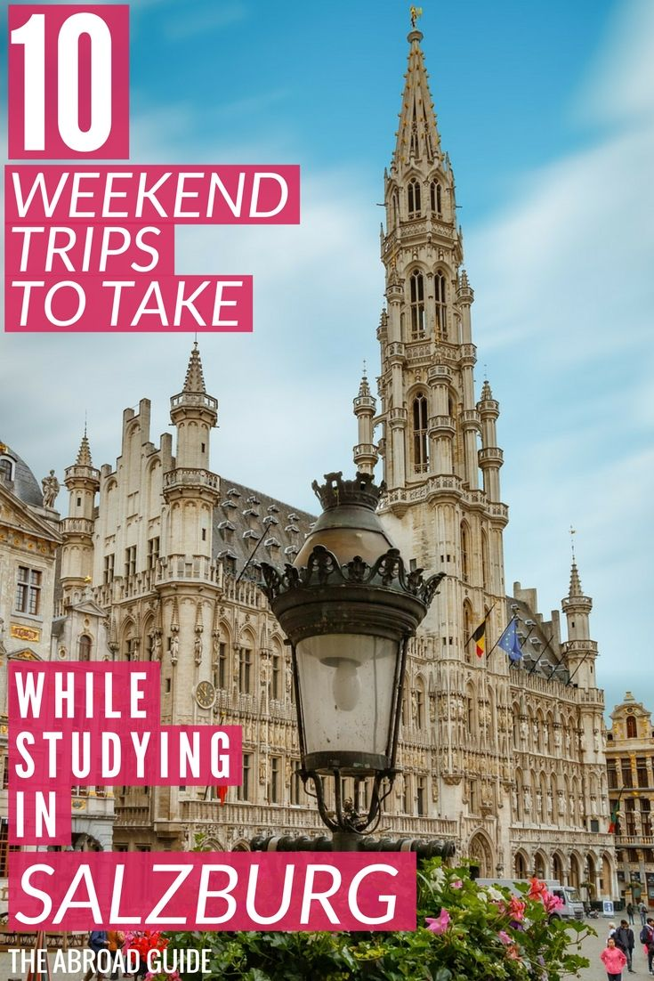 Find out the easiest and cheapest places to visit on the weekends when studying abroad in Salzburg. We've done all of the work for you, just pick a few places and book your trip from Salzburg!