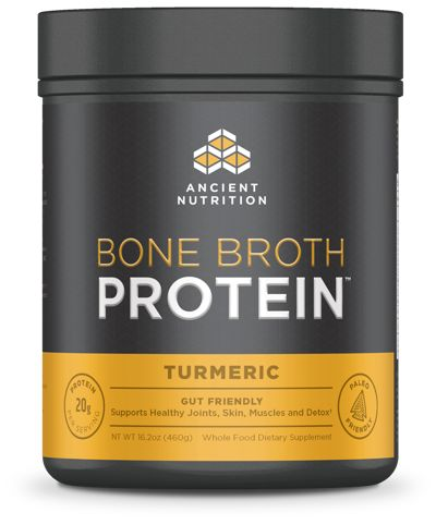 Turmeric Bone Broth