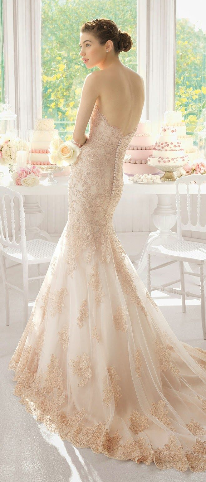 Aire Barcelona 2015 Bridal Collection – Part 2