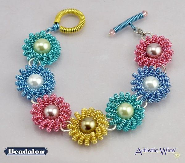 114 best Wire Jig & coiling gizmo images on Pinterest | Jewellery ...