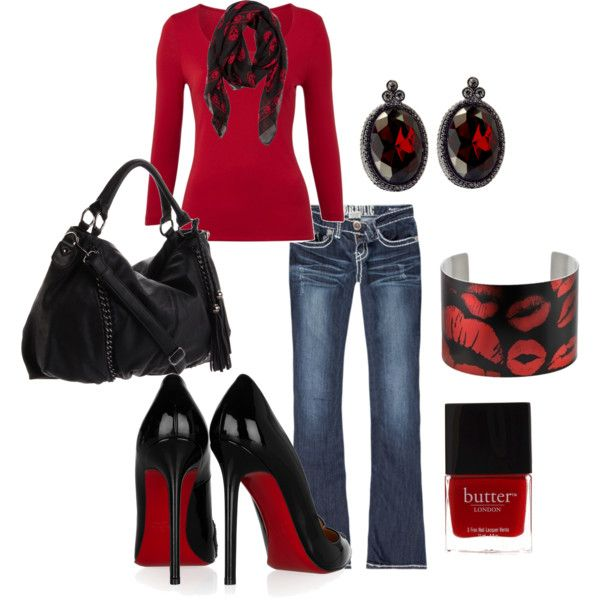 Valentine's Day Dinner Outfit #FashionFriday   Best Valentine Outfit
