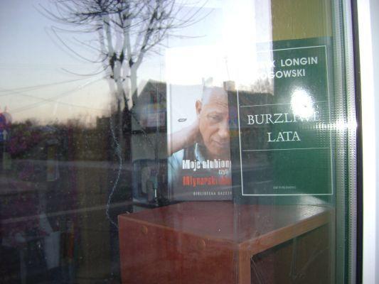 Książka wydana w Chicago w polskiej księgarni Pegaz