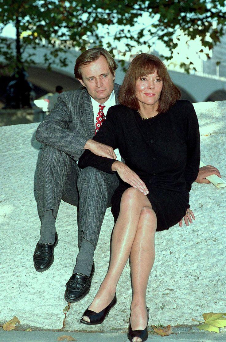"""Diana Rigg & David Mc Callum - série télé """"Mother Love"""" (1989)"""