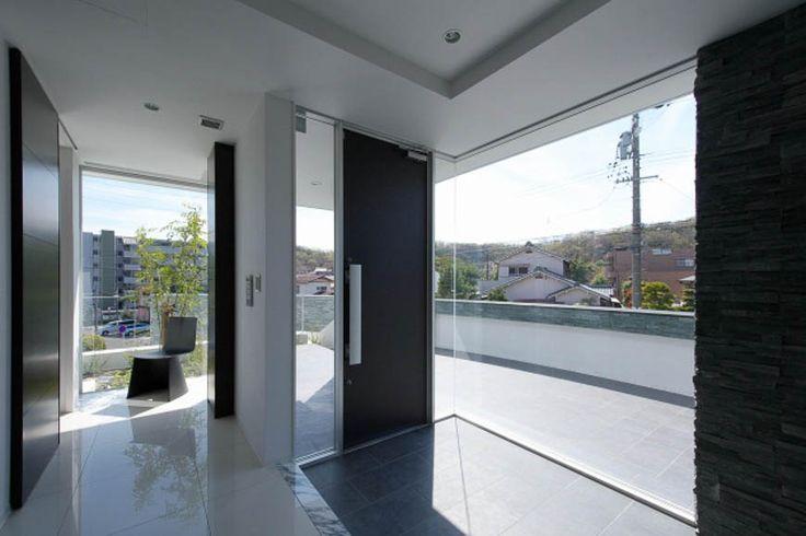 混構造の家 風光と上質感が薫る家 アーキッシュギャラリー