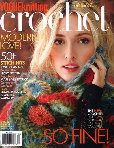 Vogue knitting Crochet 2012