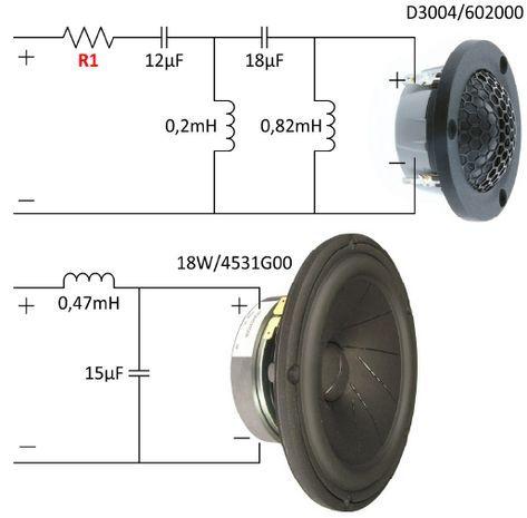 ScanSpeak 6.5″ 2-Way Signature Car Audio Kit – Pair ScanSpeak 6.5″ 2-Way Signature Car Audio Kit