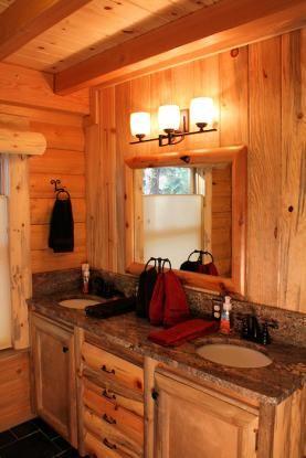 Chester, CA - Mt. Lassen Cabin (#11438) | Real Log Homes since 1963 | Custom Log Homes | Log Home Floor Plans | Log Cabin Kits